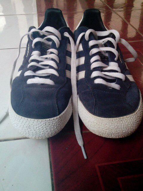 adidas samba super navy blue