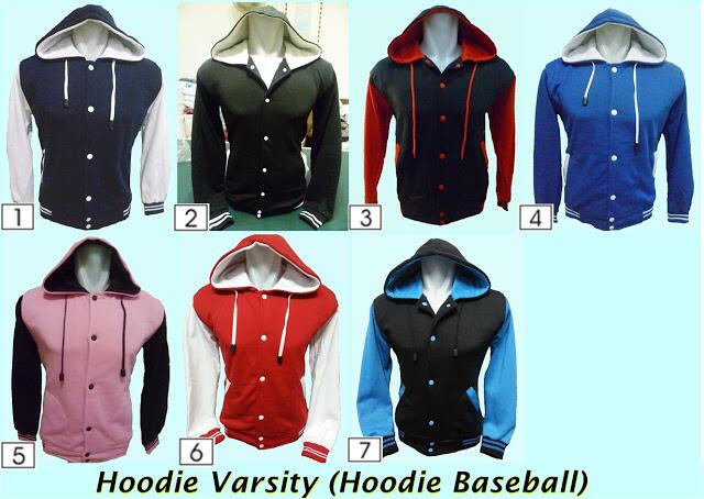 [Ready Stok Gan] Baju Kaos Polos : Model O dan V - Neck, Polo Shirt, Lengan Panjang!