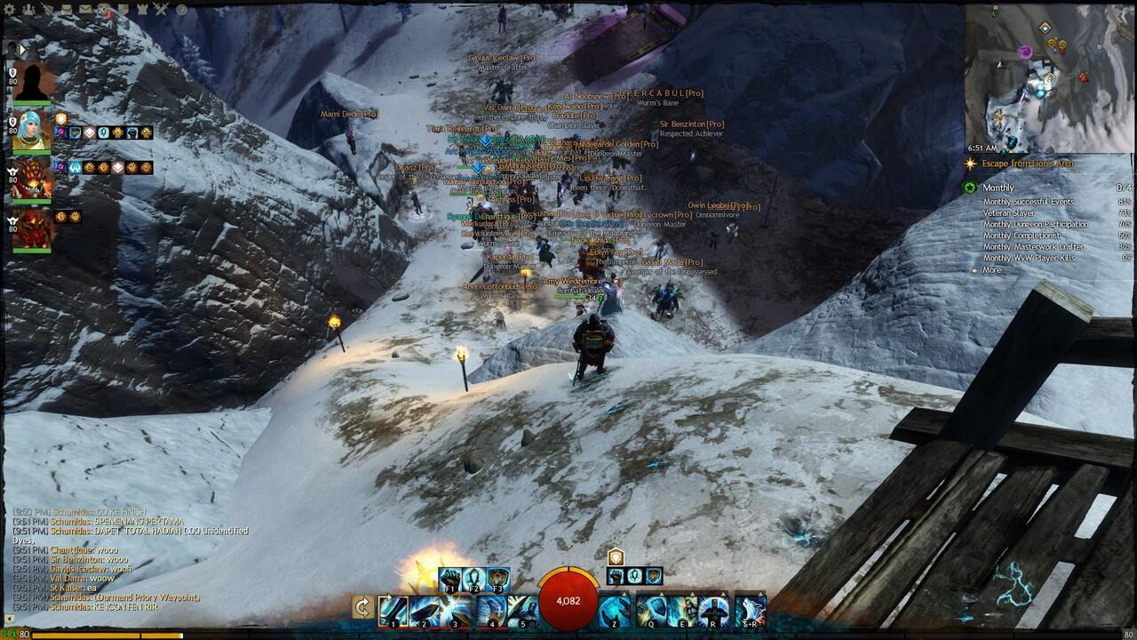 [Guild] Guild Wars 2 : Pro Baddies [Pro] @Yak's Ben