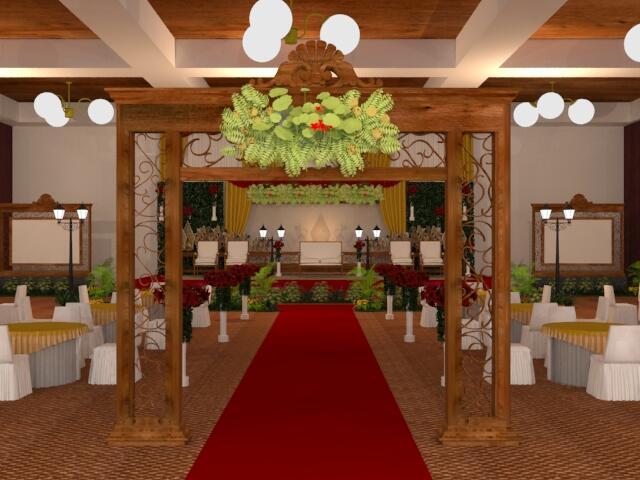 Terjual Wedding Decoration And Organizer