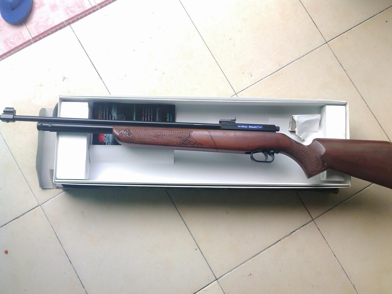 jual senapan angin sharp innova long (phoenix)