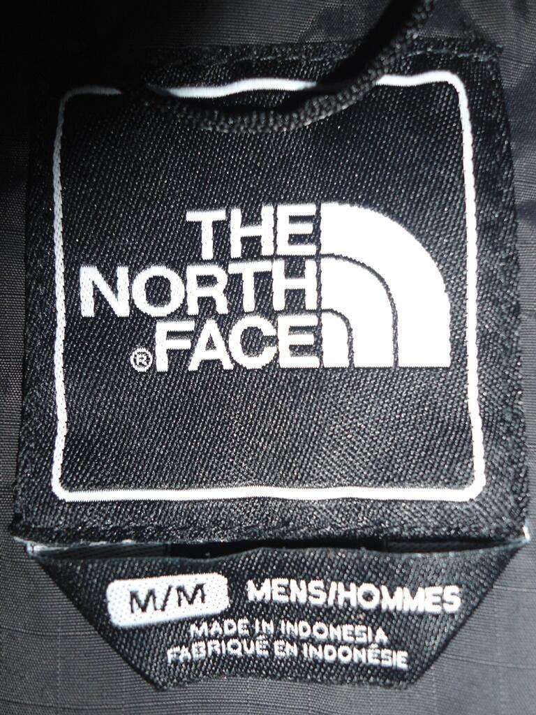 TNF/The North Face Metro Mountain Parka Hyvent NEW Seri 2014