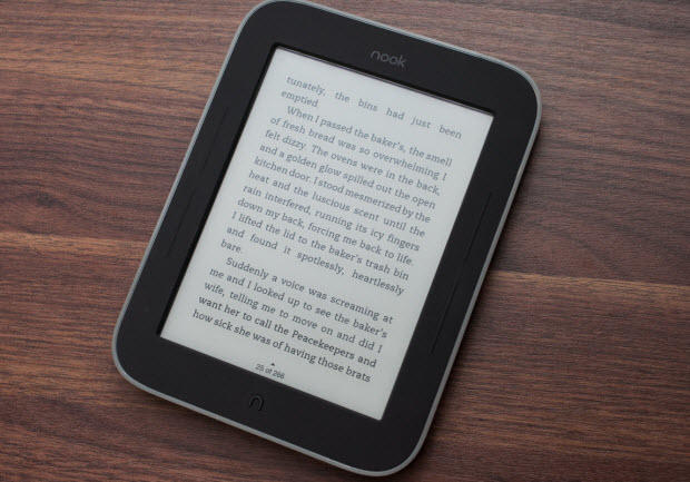 New Kindle Paperwhite 2 Amazon & Nook Simple Touch Glowlight Original BNIB FREE COD
