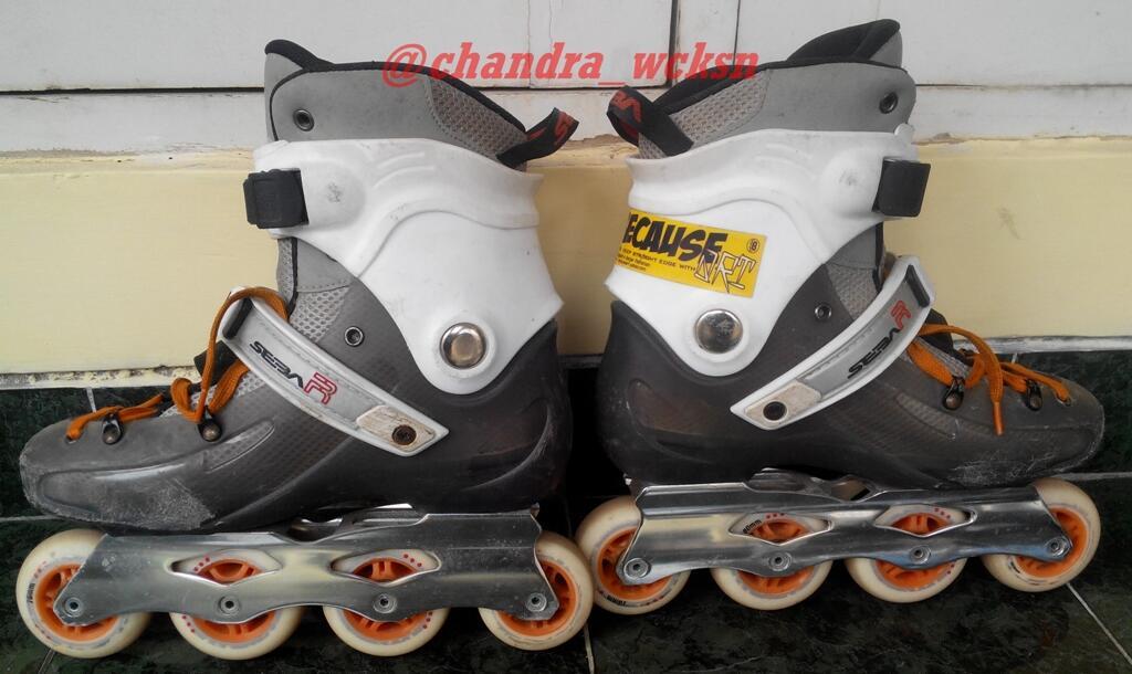 Jual Sepatu Roda / Inline Skate SEBA FRM-T Size 40