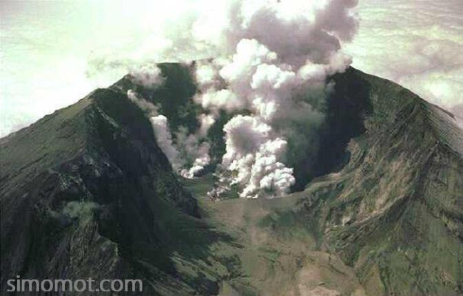 9 Letusan Gunung di Indonesia Paling Mengerikan sepanjang masa