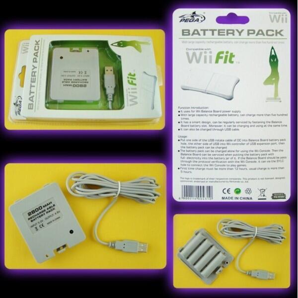 [VERDE] Aksesoris ACC Nintendo Wii / Wii U Termurah BNIB