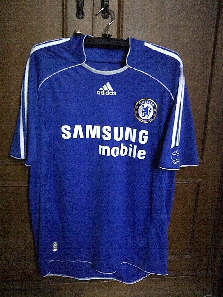 WTS Jersey Chelsea Home 2006-2007 Original, Second