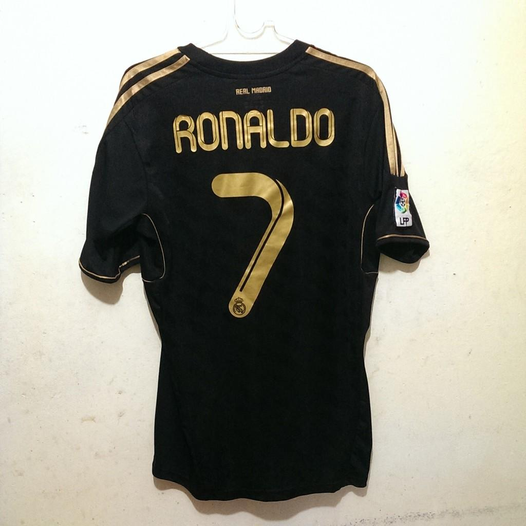 Jual koleksi RONALDO #7 Madrid GO 11/12