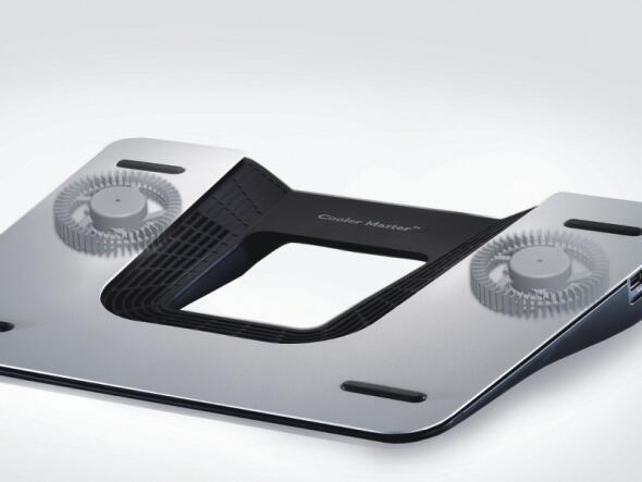 Cooling Pad Cooler Master Notepal Infinite Evo Black / Silver