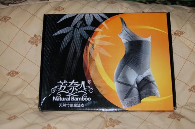 Alat Pelangsing Slimming Suit Natural Bamboo Baju Korset Terlaris