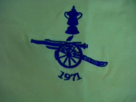 ★★★ Jersey Retro   Arsenal FA Cup Winners 1971 ★★★