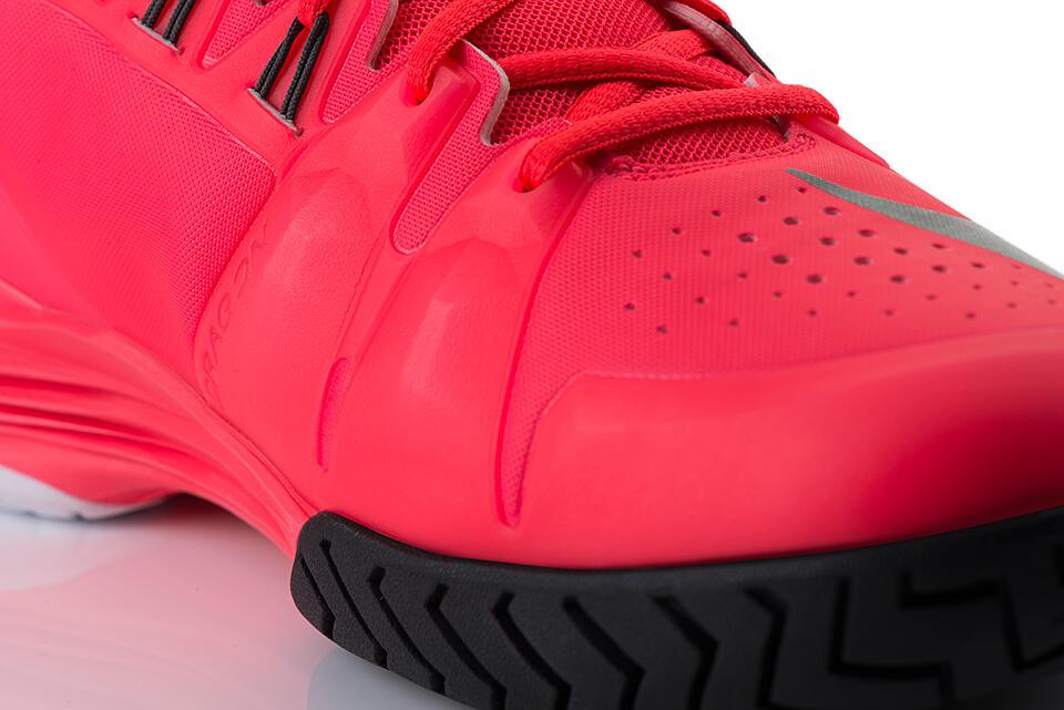 Nike Lunar Ballistec Laser Crimson/Grey ORIGINAL