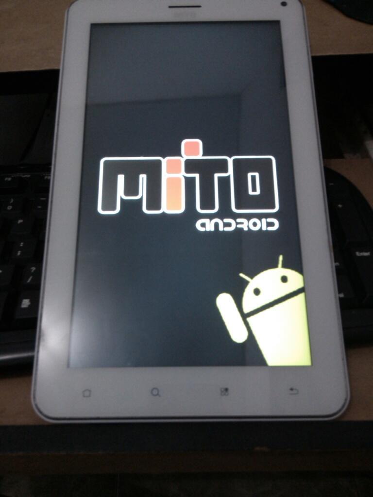 Komputer Tablet Mito Android T970, Putih Muluss !!!