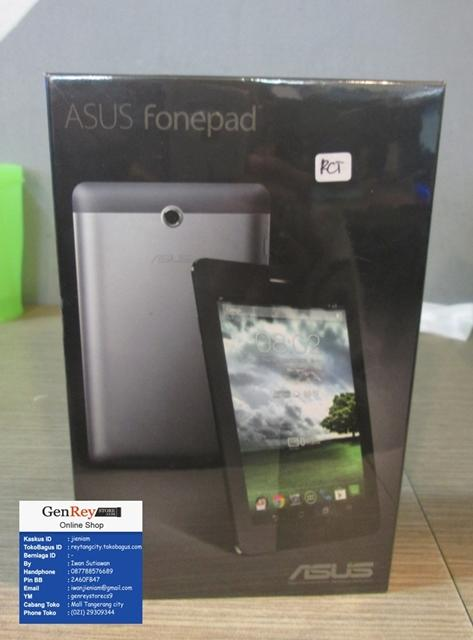 ASUS FonePad ME371MG 8GB 3G 7-inch RCT Mall Tangerang City