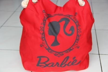 [Reseller Masuk] Tote Bag Tali Sumbu Kanvas Tebal Wanita Termurah (first supplier)