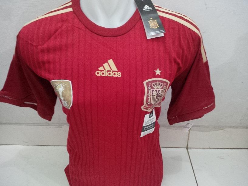 "OFFICIAL WORLD CUP JERSEY 2014 ""GRADE ORI"""