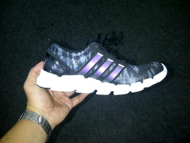Sepatu Running & Fitnes Adidas Adipure Crazy Quick Original BNIB
