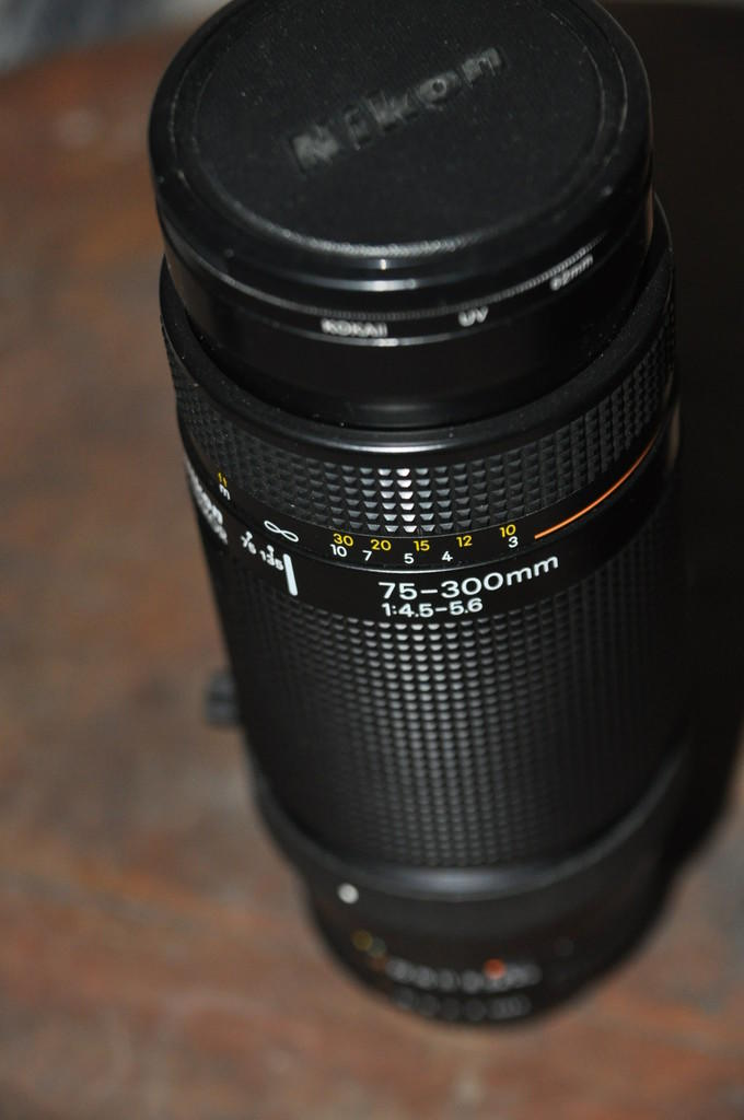 Nikkor Zoom Lens 75-300mm Bokeh dan Fokusnya Manteb