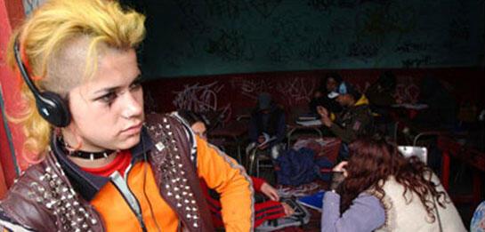 Punk School, Sekolah Alternatif Untuk Mereka Yang Disingkirkan Masyarakat