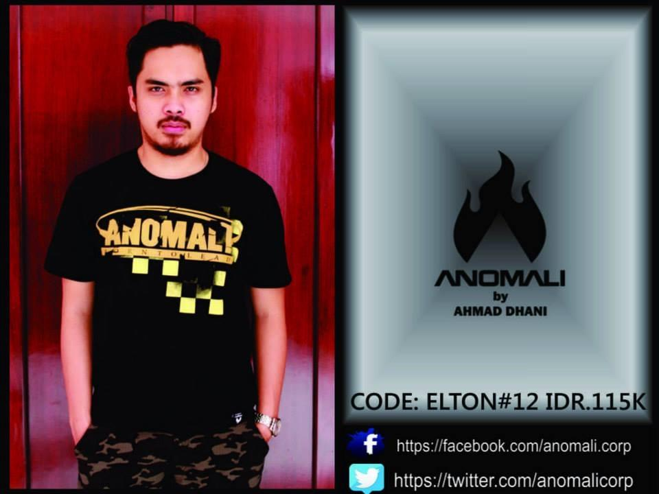 ★Λ★ ANOMALI ★Λ★ by : Ahmad Dhani || Born To Lead !!! =anomaliclothingcorp=
