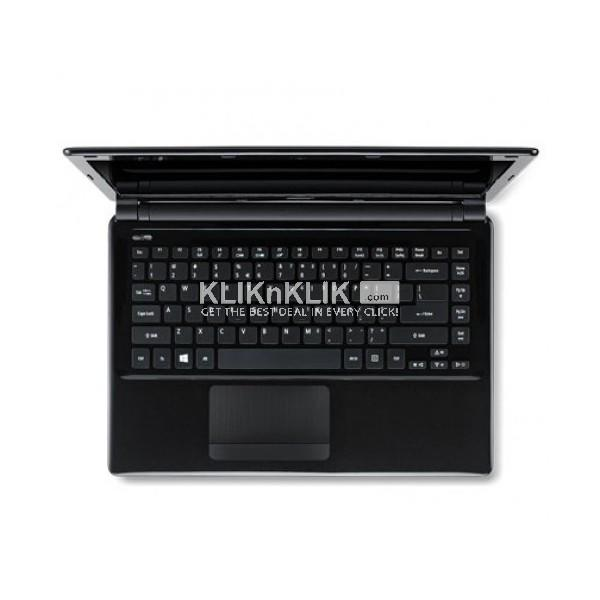 ACER Aspire E1-472G-54204G50MnKK, Black (Cash & Credit )