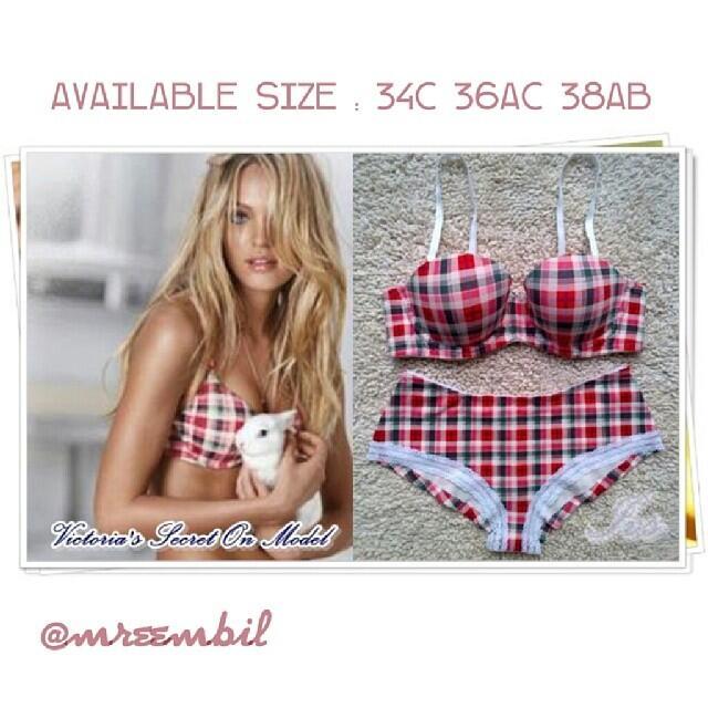 Bra Branded | Wacoal | Young Hearts | Pieree Cardin Dan Merk Lain - Murah Sist!!