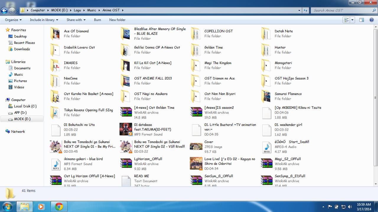 Jual CD/DVD OST Anime, Klip Video Barat Original, Aplikasi, Game, Movie