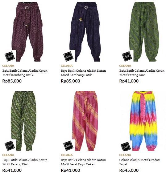 Toko / Jual / Grosir Batik (Pakaian, Baju, Kaos, Tas, Kain, Pria, Wanita, dll) Murah