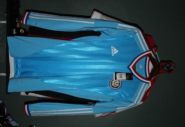WTS JERSEY ORIGINAL (techfit-playerissue)