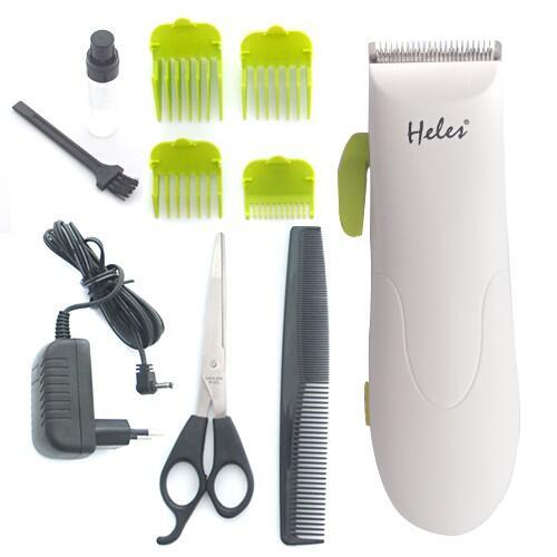 Hair Clipper Heles HCL002 Untuk Bayi dan Anak Aman dan Tajam