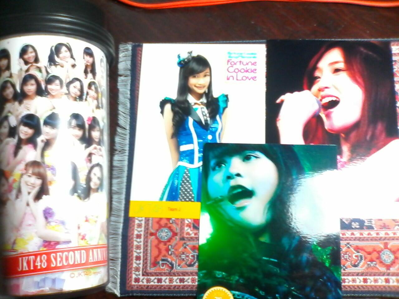 [SWAG JKT48] Gelas Special 2nd Anniv (ALL MEMBER) + 3 Photopack ! REKBER ? OK !