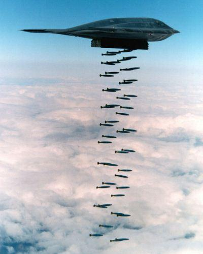 Mengenal Lebih dekat B-2 Stealth/Spirit