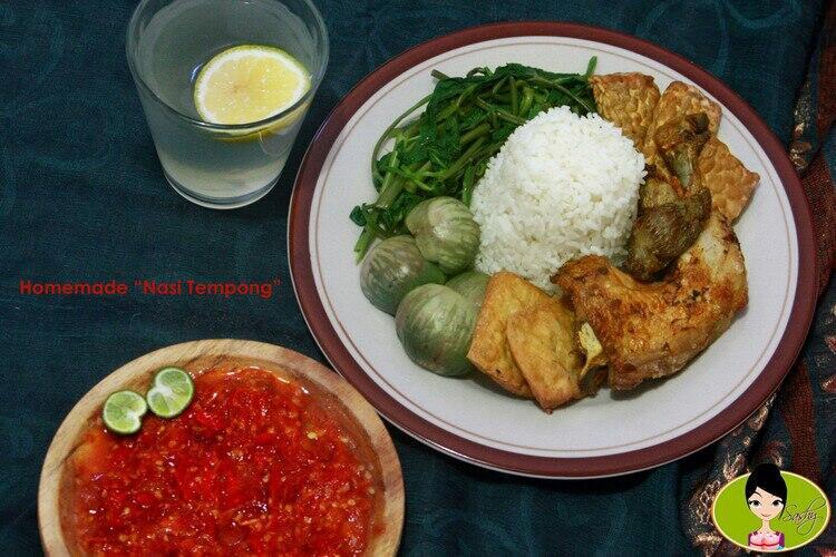 I LOVE NASI...I LOVE INDONESIA