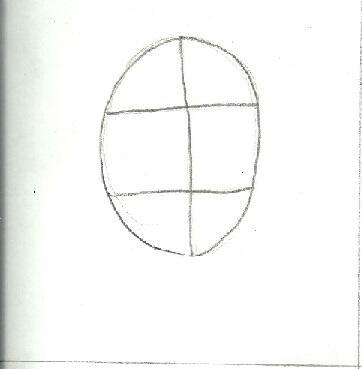 3 Langkah Cara Membuat Sketsa, Anda Pun BISA ! ! !