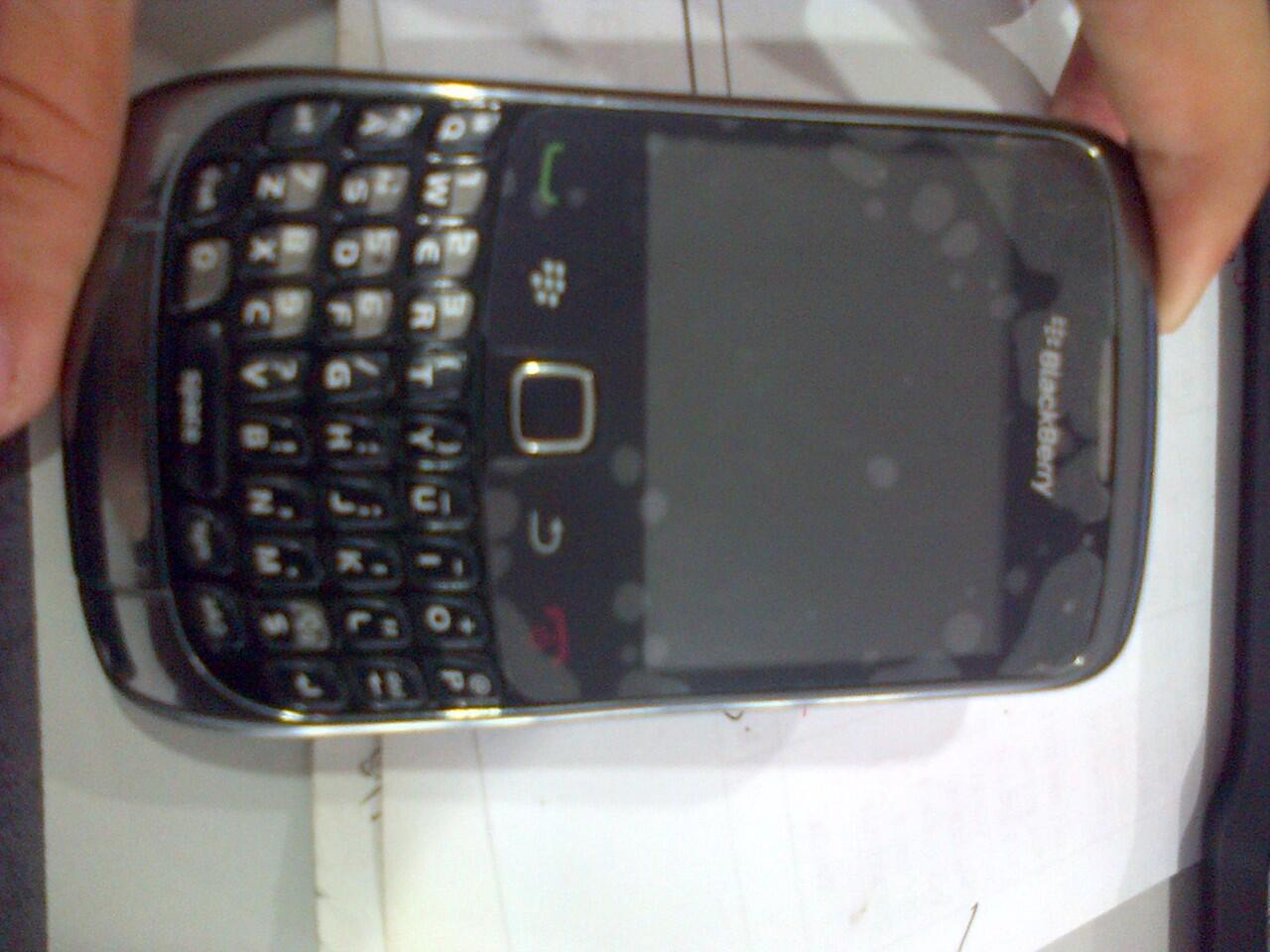 Dijual Cepat Black Berry Gemini 9300 ( 3G ) GSM Second