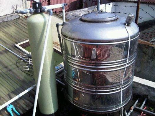 Okta water filter