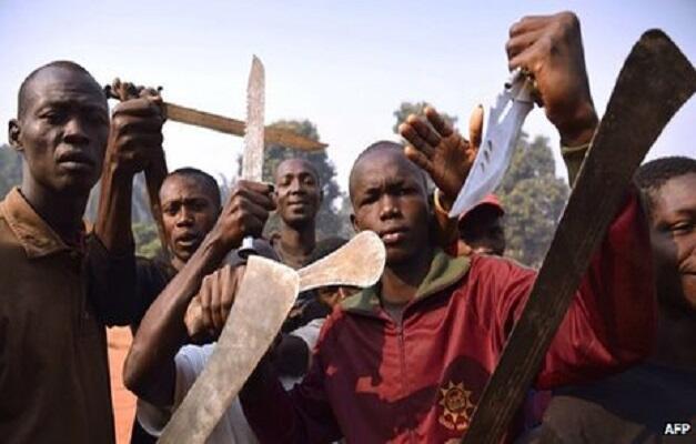 Begini Cara Akhiri Genosida di Republik Afrika Tengah [PICT+]