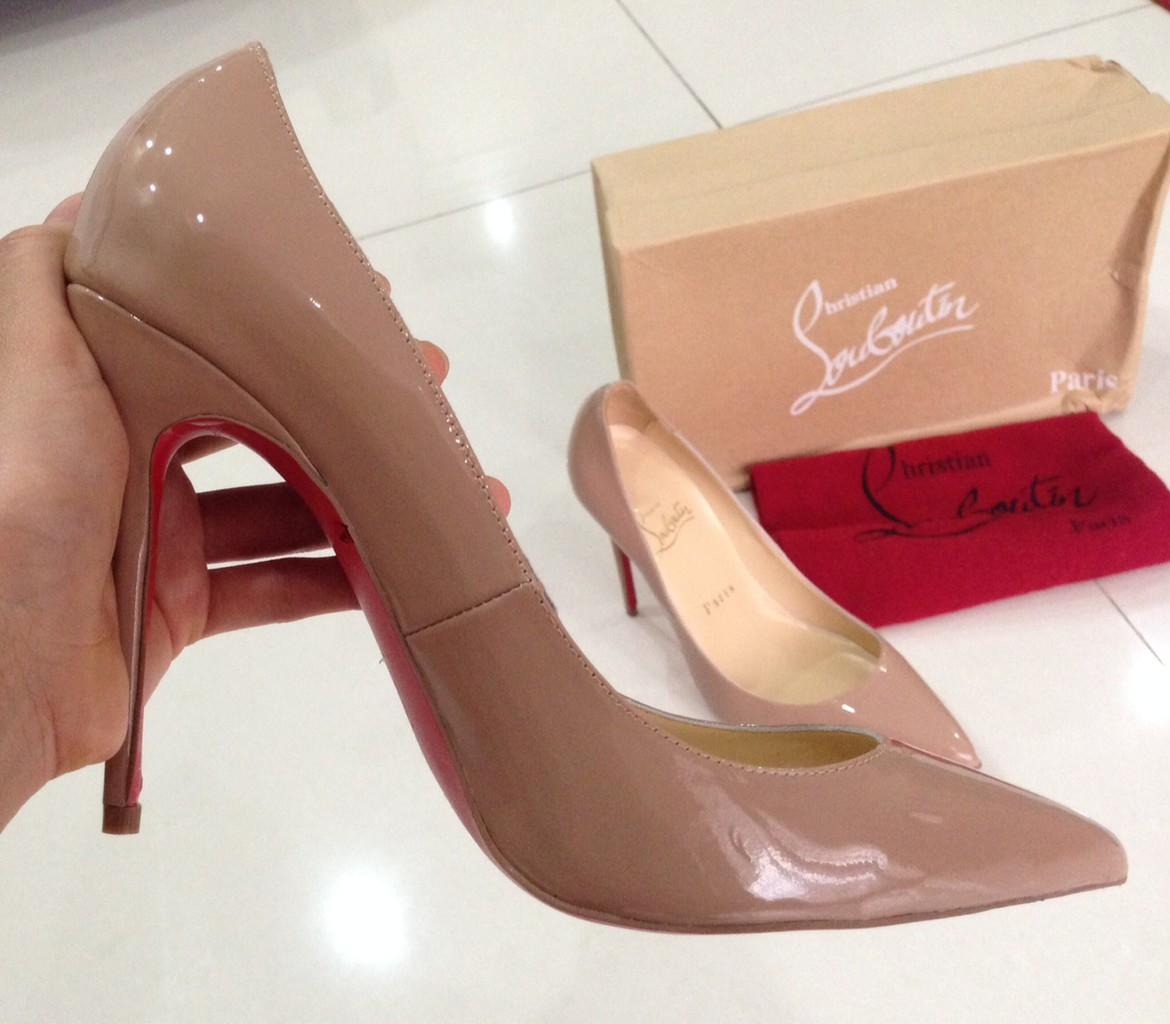304b65041f4 Terjual JUAL CHRISTIAN LOUBOUTIN PIGALLE KW MIRROR BEST QUALITY