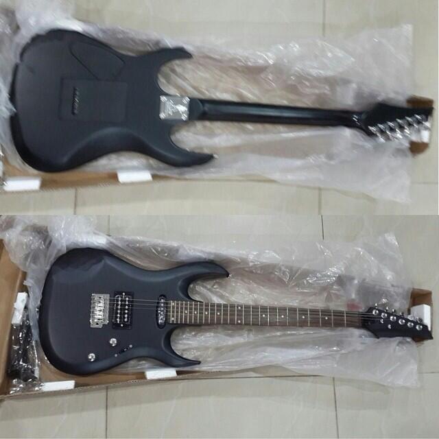 Jual gitar elektrik / electric merk rockwel harga murah, kualitas bagus masuk yu gan