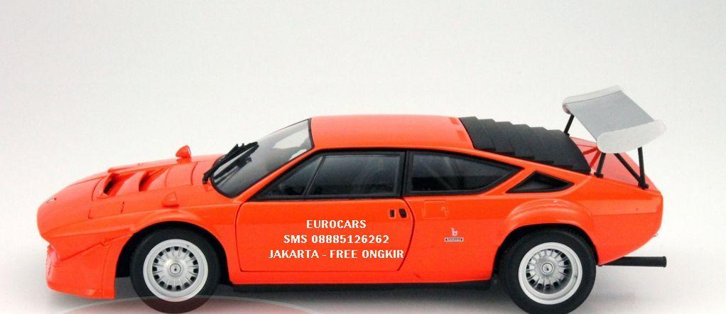 Terjual Lamborghini Urraco Rally Year 1975 Orange 1 18 Kyosho Kaskus