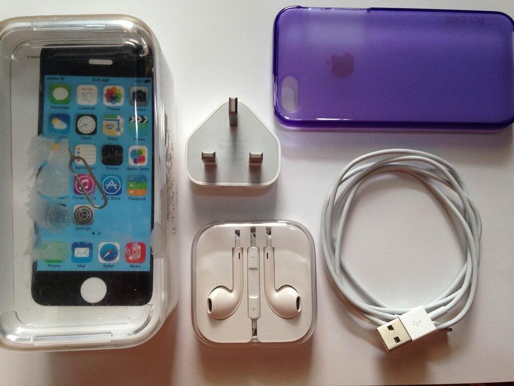 iPhone 5c 32Giga