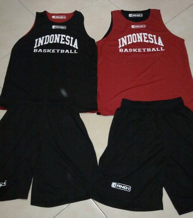 JERSEY INDONESIA BASKETBALL AND1 DESAIN BARU