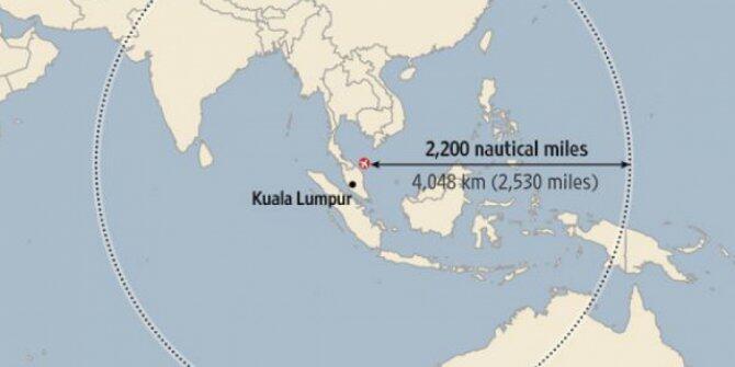 Malaysia Tuduh Indonesia Tutup Data Radar MH370!