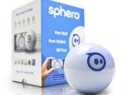 [stary] Sphero Robotic Ball V1, V2 Controlled by iOS Apple & Android Waterproof MURAH