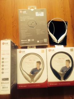 BLUETOOTH STEREO HEADSET HBS-730