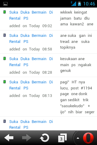 Suka Duka Bermain Di Rental PS