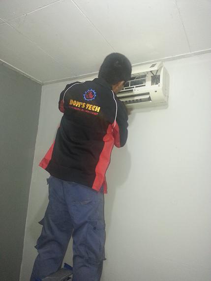 Maintenance/Service Ac