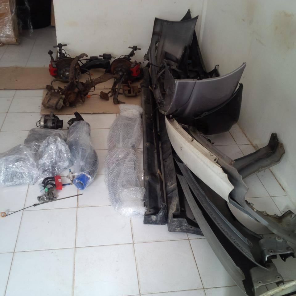 JAPAN/US Auto Parts :: Segala Macam Sparepart ! Harga Bersahabat !! ::