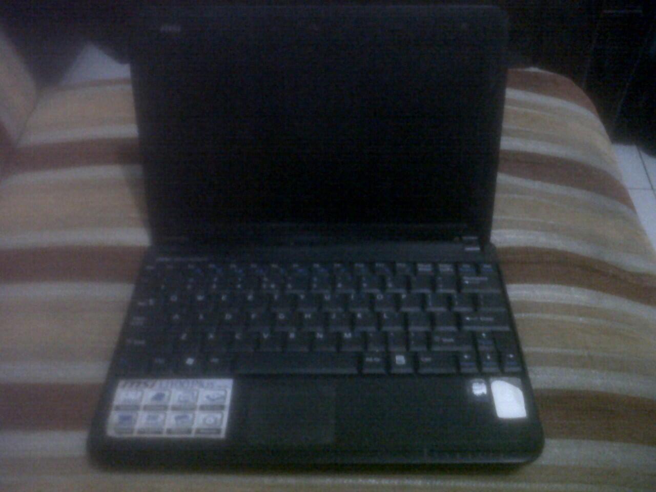 Netbook MSI U100 (mati total)
