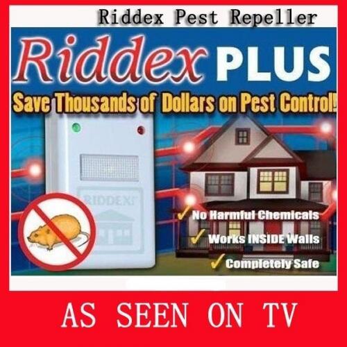 Jual Pest Repeller / Riddex Pest - alat penggusi serangga di rumah